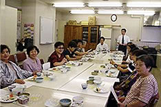 名大健康教室(増子記念病院・実習室)
