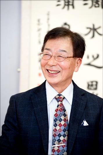 社団法人日本・中医保健医学会理事長 西川 修